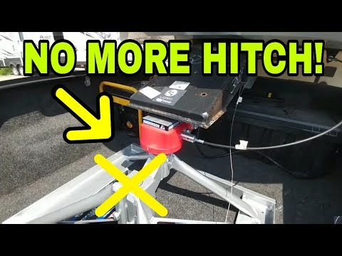 Ditched the Andersen Fifth Wheel Hitch! BUT WHY?