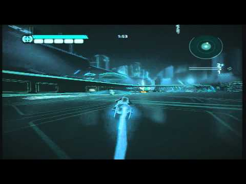 Tron: Evolution - Online Grid Match (Light Cycle Battle)
