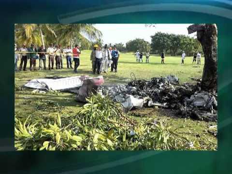 Plane crash in Dominican Republic kills all seven people on board   CEEN News   April 17, 2015
