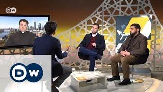 مسيحي ويهودي ومسلم يتفقون على قواسم مشتركة في برنامج شباب توك
