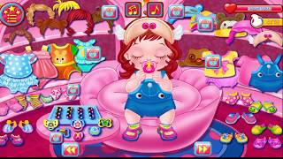 Take Care Of Baby  Game   Funny Baby care Game For Kids and Families