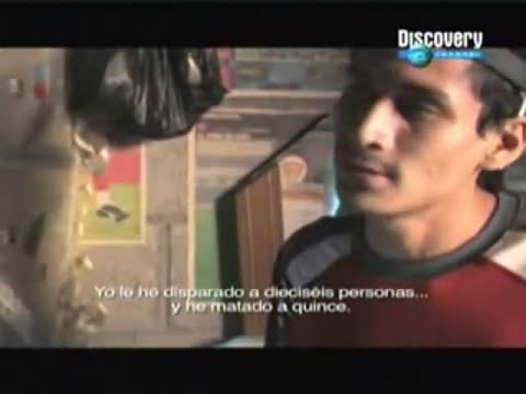 Documental Discovery Channel - Maras en El Salvador (Amenazas)