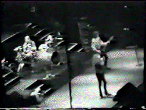 Europe live in Stockholm, Sweden 25-01-1992