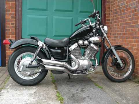 1987 yamaha virago xv 535 custom cruiser how to make. Black Bedroom Furniture Sets. Home Design Ideas
