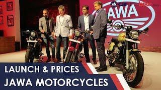 Jawa Motorcycles Launched In India - Jawa, Jawa 42, Perak  | NDTV carandbike