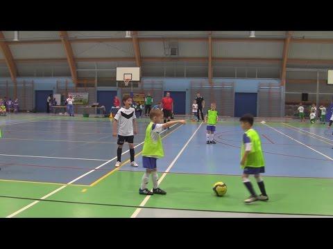 CZ4-Turniej Halowy o Puchar Burmistrza Złotoryji-28.02.2015-KS Talent vs FA Chojnów