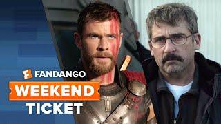 Now In Theaters: Thor: Ragnarok, Battlecreek, Last Flag Flying | Weekend Ticket