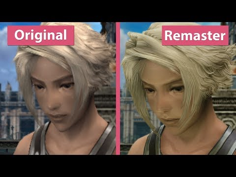 4K UHD | Final Fantasy XII – PS2 Original vs. The Zodiac Age Remaster on PS4 Pro Graphics Comparison