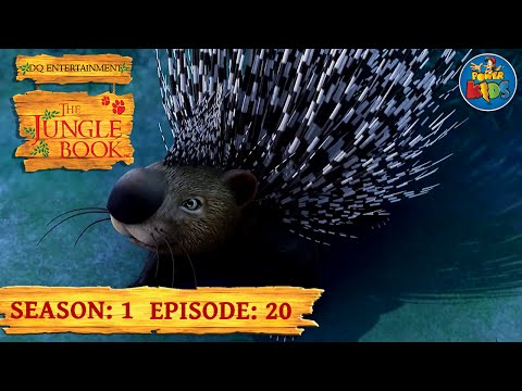 The Jungle Book Cartoon Show Full Hd - Season 1 Episode 20 - Snake Bite video