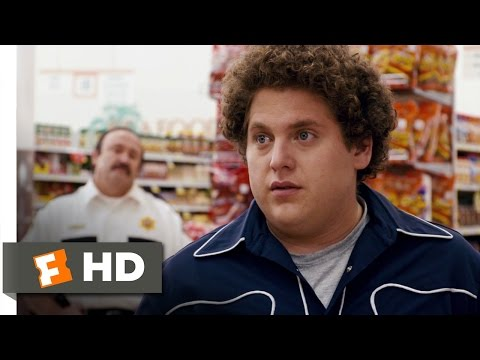 Superbad (2 8) Movie Clip - Seth Buys Vodka (2007) Hd video