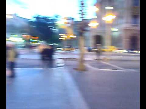 barcelona columbus statue Video