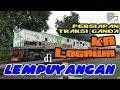 Momen Unik: Persiapan Double Traction KA Logawa di Lempuyangan