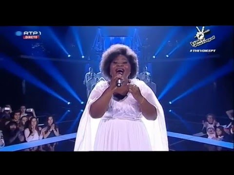 "Deolinda – ""Hero"" - 1ª Gala The Voice Portugal 