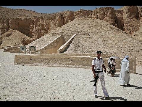 Как разводят и грабят в египетской Долине Царей