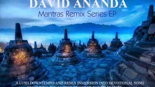 DAVID ANANDA  Mantras Remix Series EP    ॐ Full Maxi- Album ॐ
