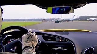 StigCam: Chevrolet Corvette Stingray Power Lap - Series 22, Episode 5 - Top Gear