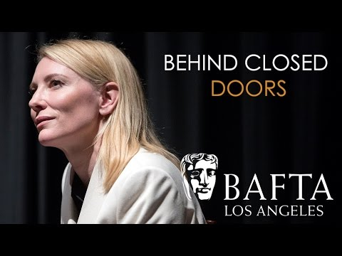 Behind Closed Doors with Cate Blanchett