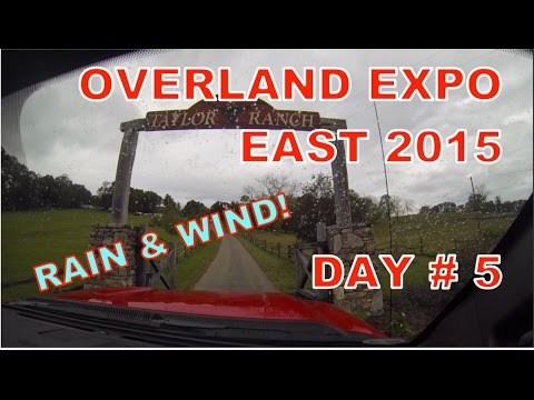 Overland Expo Journey - Day #5