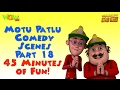 Motu Patlu Comedy Compilation - Part 18 - Motu Patlu Compilation thumbnail