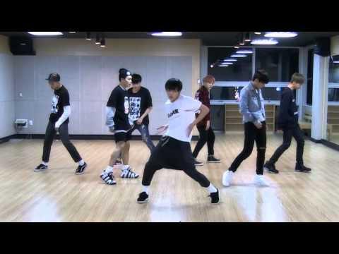 開始Youtube練舞:I Need U-BTS | 慢版教學