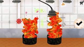 Làm Sushi Nhật Bản Cho Khách - Game Vui Cho Bé