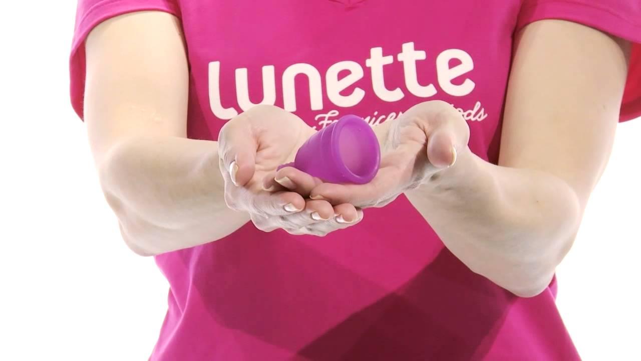 Lunette Menstrual Cup Lunette Menstrual Cup For