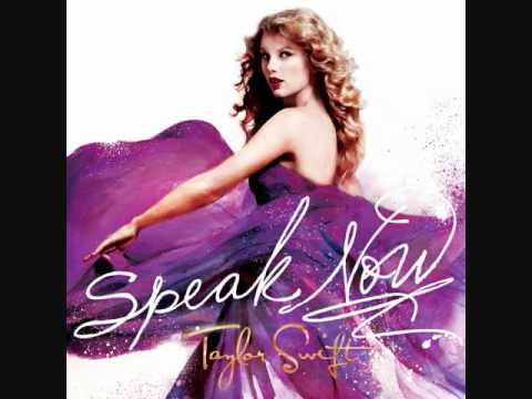 Sparks Fly - Taylor Swift (with lyrics)