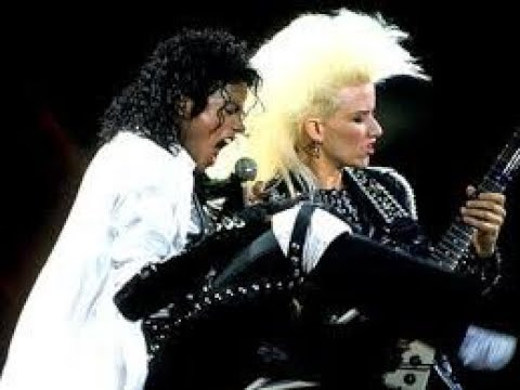 Jennifer Batten Solo Beat It Michae Jackson