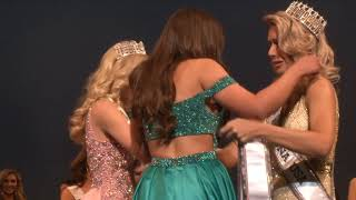 Macy Deak is crowned Miss Arizona Teen USA 2018!