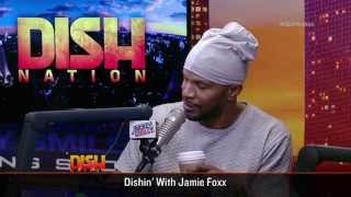 Jamie Foxx Dishes On Mike Tyson, Music, 'Empire' & Katie Holmes