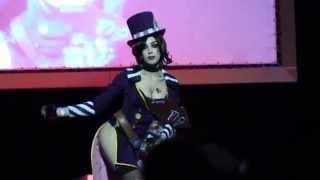 Borderlands 2 - Mad Moxxi cosplay