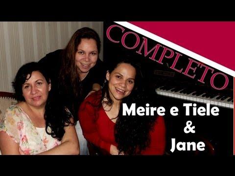 Hinário 5 Cantado COMPLETO Meire, Tiele e Jane - OFICIAL