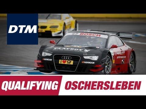DTM Qualifying Oschersleben - (Re-live)