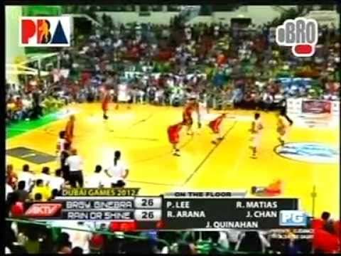 BGK vs ROS In Dubai Game 24/02/2012