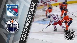 03/03/18 Condensed Game: Rangers @ Oilers