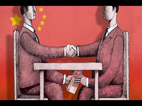 China fighting corruption: let's fate award public contracts