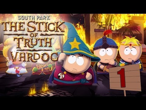 South Park: Stick of Truth ( Jugando ) ( Parte 1 ) #Vardoc1 En Español