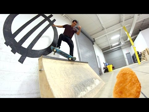 [First Time Skating THE SHREDQUARTERS]