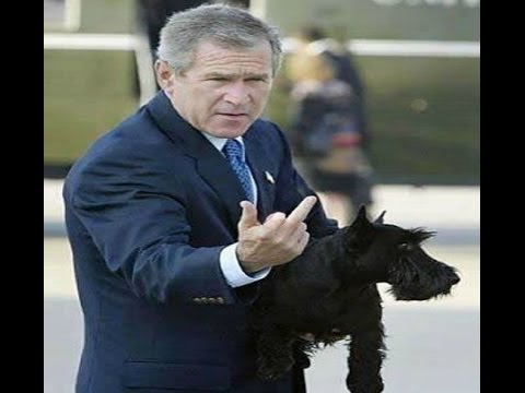 Funny George W. Moments and Quotes - Best Batch of Bush Bloopers
