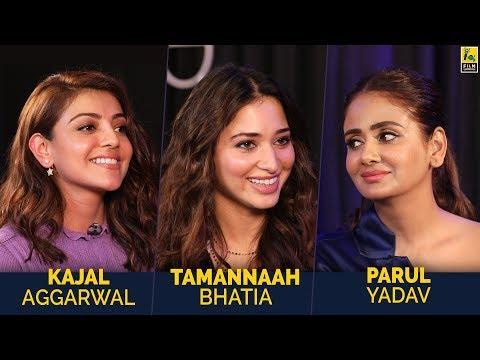 Tamannaah Bhatia, Kajal Aggarwal & Parul Yadav Interview with Anupama Chopra | Queen Remake thumbnail