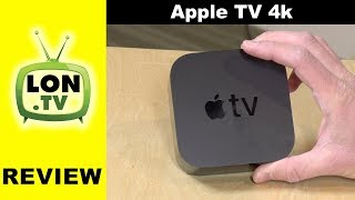 Apple TV 4k Review - Is it worth the upgrade from the old one?