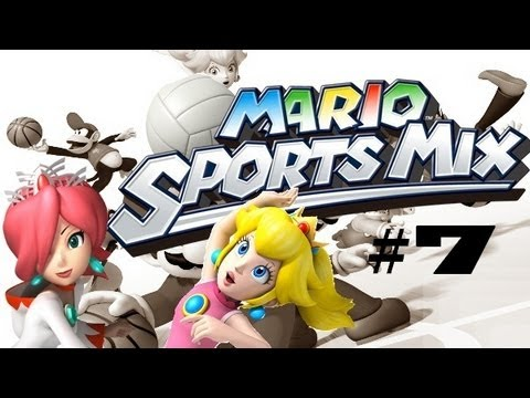 Mario Sports Mix Wi-Fi Commentary 7