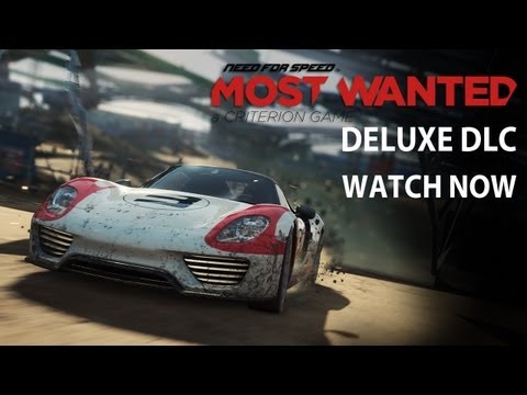 Need for Speed Most Wanted | Deluxe DLC Bundle