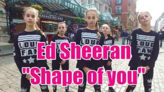 Download Lagu Ed Sheeran - Shape of You ||choreography by Shaked David @studioloud @bratzcrew Gratis STAFABAND