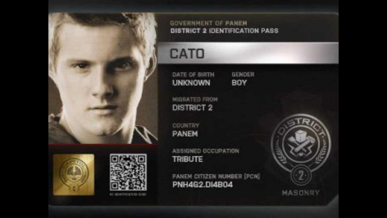 The hunger games die tribute von panem alle tribute youtube for Die tribute von panem 2