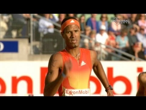 Javier Culson wins again in Diamond League at 2012 Oslo Bislett Diamond League
