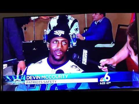 Patriots Hotel NBC6 (Chandler Arizona) Super Bowl 2015