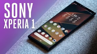 Sony Xperia 1 review: a tall order