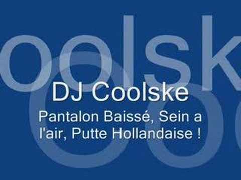 DJ Cooske - Broek af, tetten bloot, hollandse hoeren