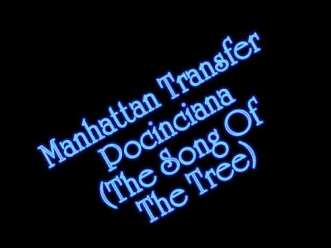 Manhattan Transfer - Poinciana (The Song Of The Tree)
